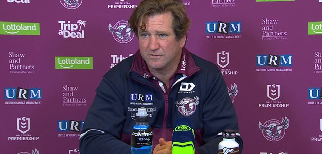 Round 13: Post Match Press Conference