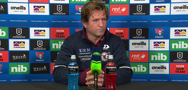 Round 14: Post Match Press Conference
