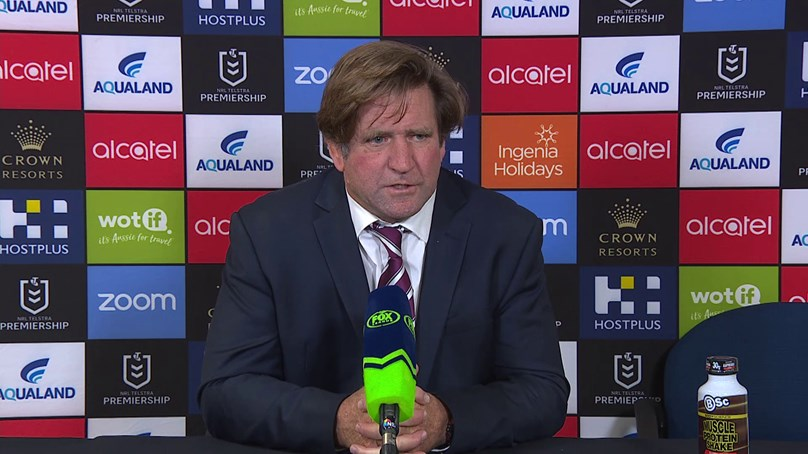 Round 15: Post Match Press Conference