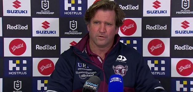 Round 16: Post Match Press Conference