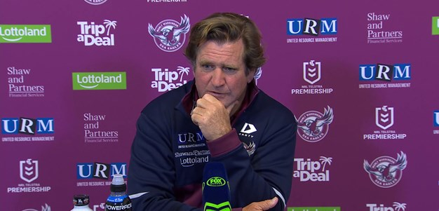 Round 17: Post Match Press Conference