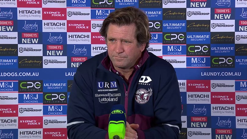 Round 18: Post Match Press Conference