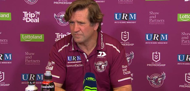 Round 19: Post Match Press Conference