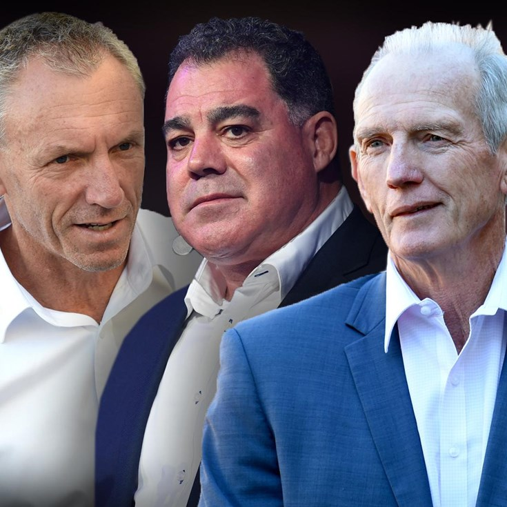 DCE absorbs lessons from Maroons coaching trio