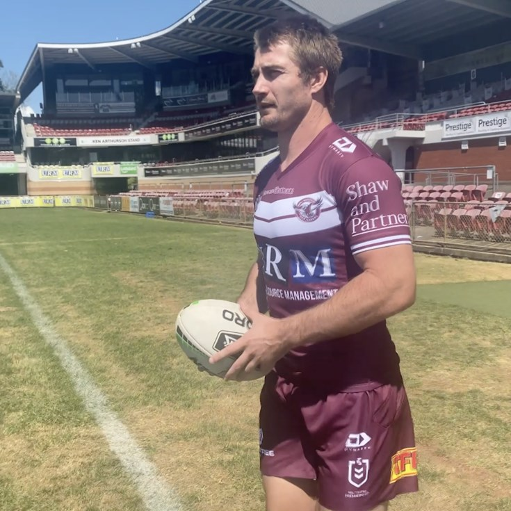Kieran Foran: Ready to go for 2021