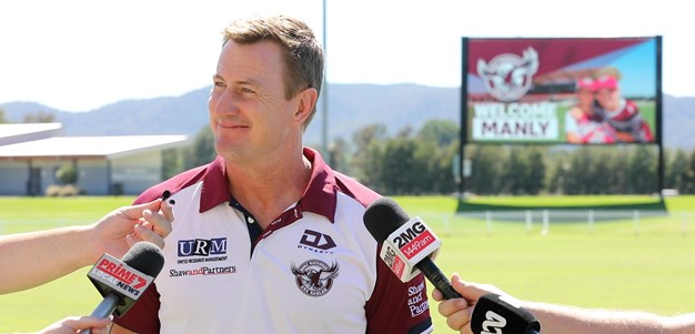 Menzies promotes Mudgee match