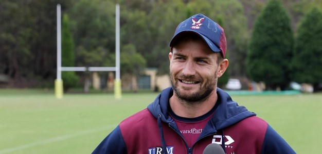 Foran: I couldn't be happier