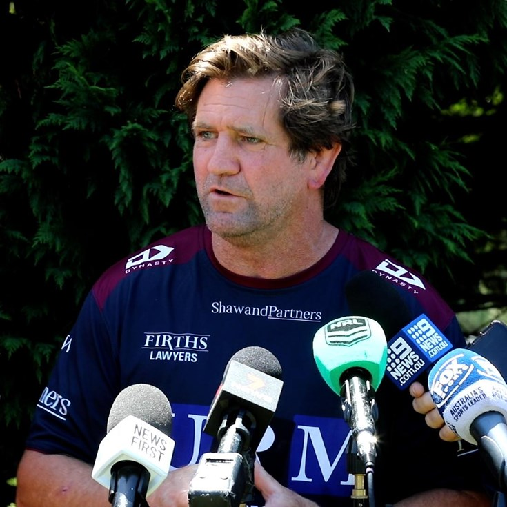 Des Hasler: It's a grade two
