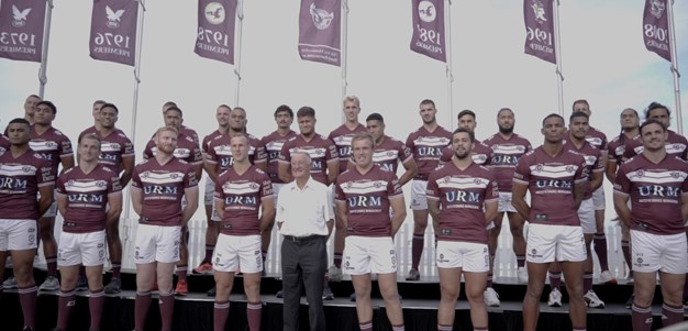 Sea Eagles 2021 Season Launch