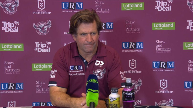 Round 2: Post Match Press Conference