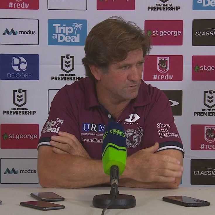 Round 3: Post Match Press Conference