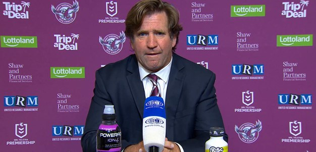 Round 4: Post Match Press Conference