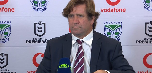 Round 5: Post Match Press Conference