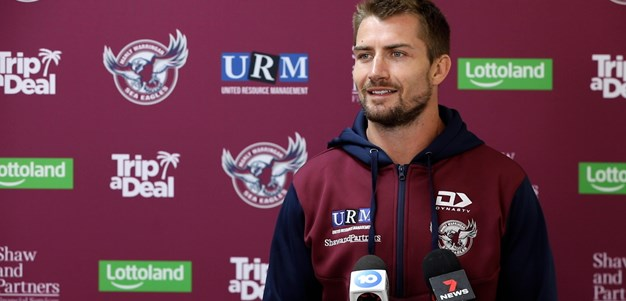 Player media: Kieran Foran