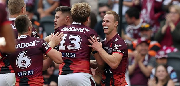 Match Highlights: Wests Tigers v Sea Eagles