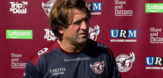 Coach Media: Des Hasler
