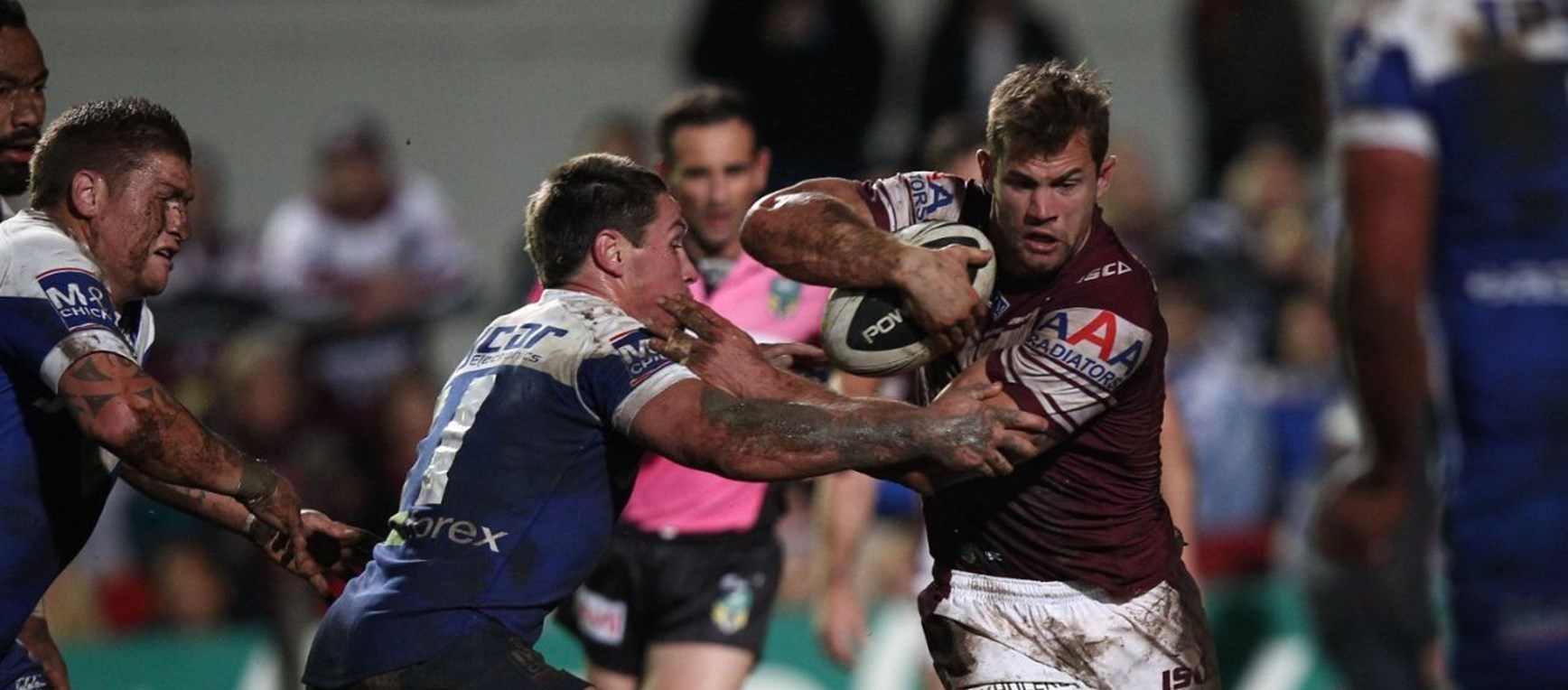 GALLERY: Rnd 13 vs Bulldogs