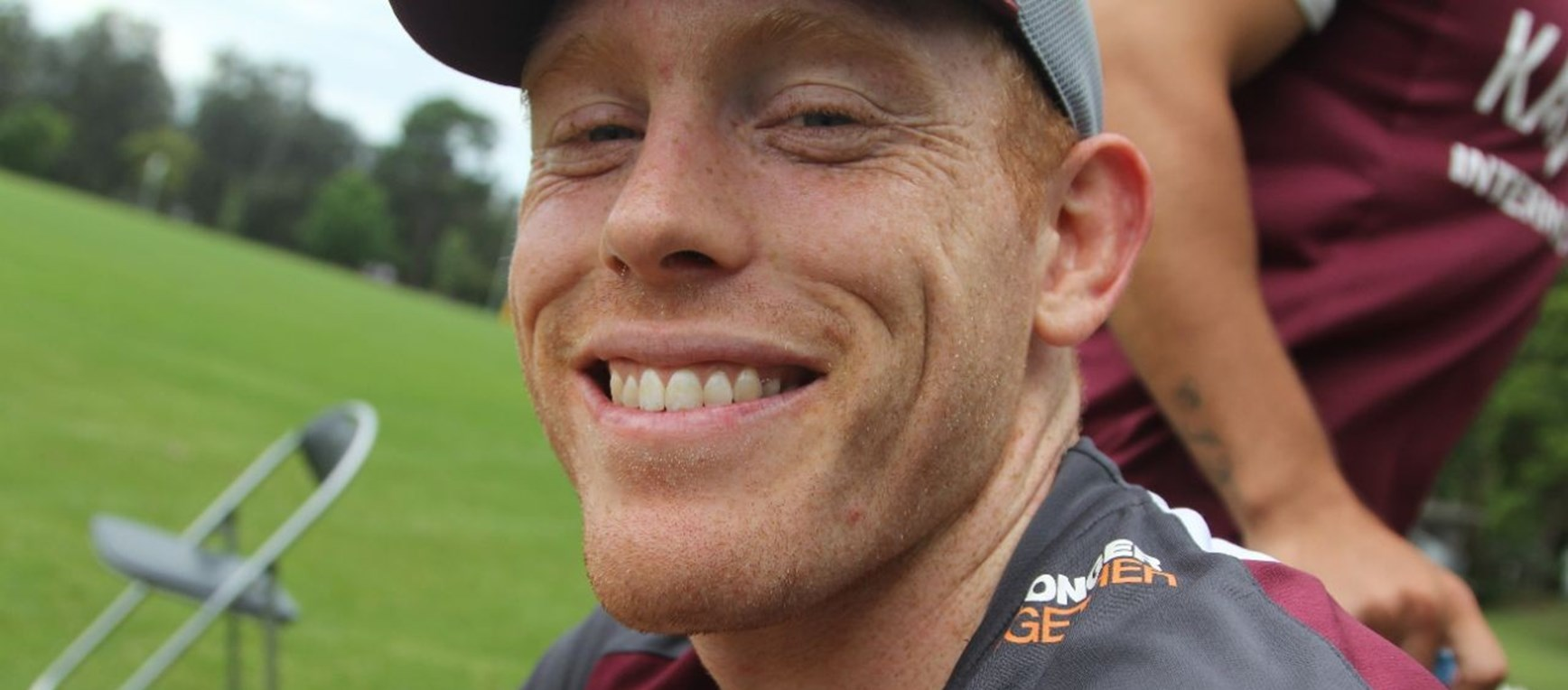 PHOTOS | Smiles all round at training as Xmas looms