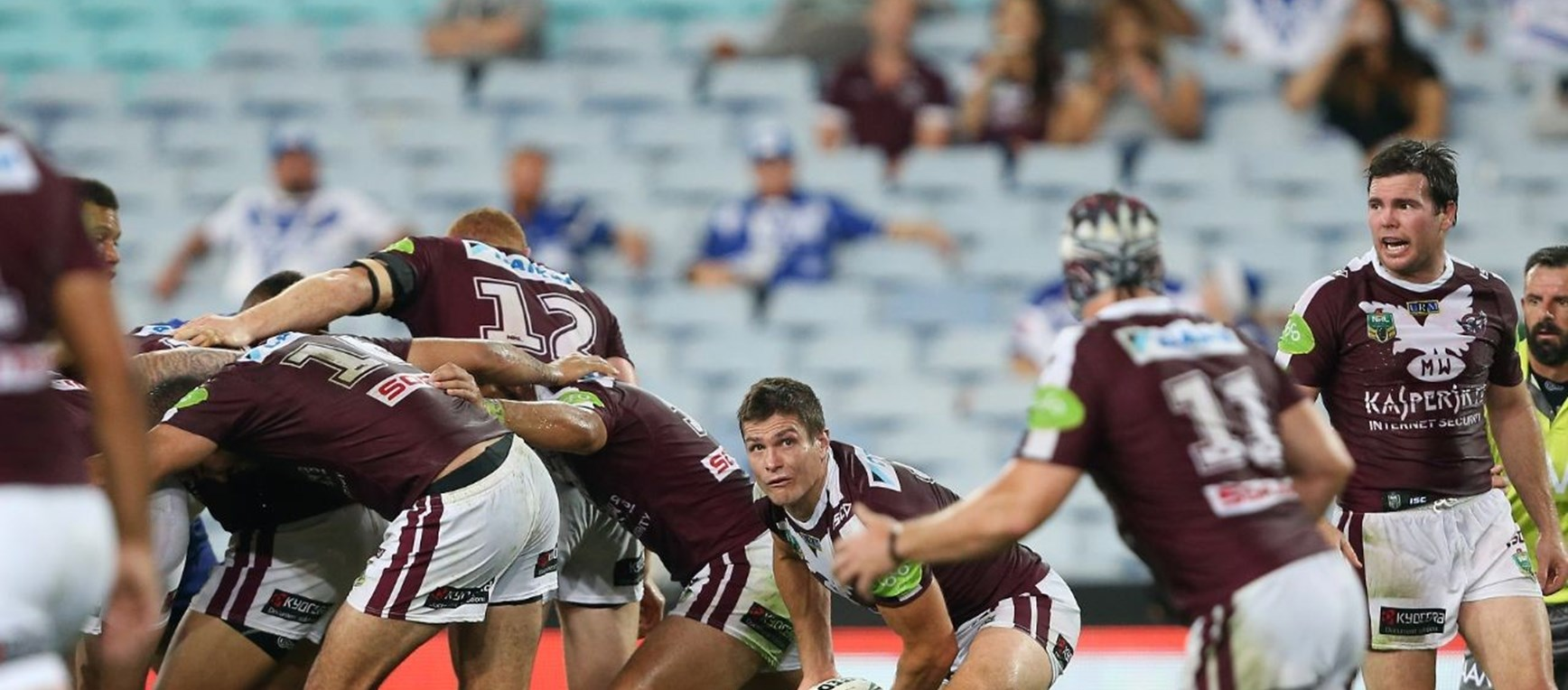 Gallery: Round 7 v Bulldogs