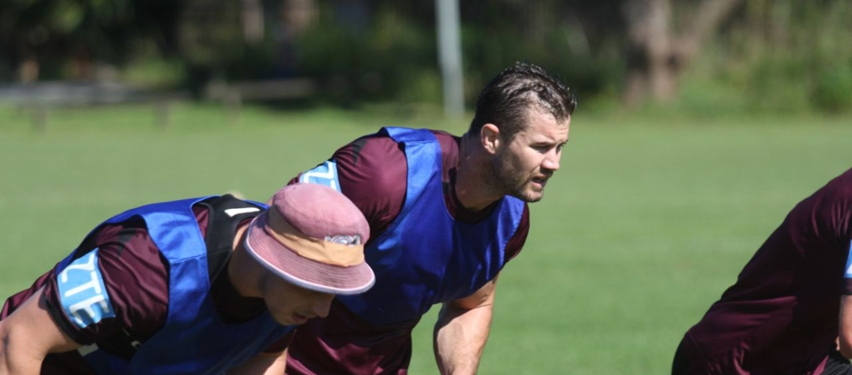 Pre Season Training Gallery