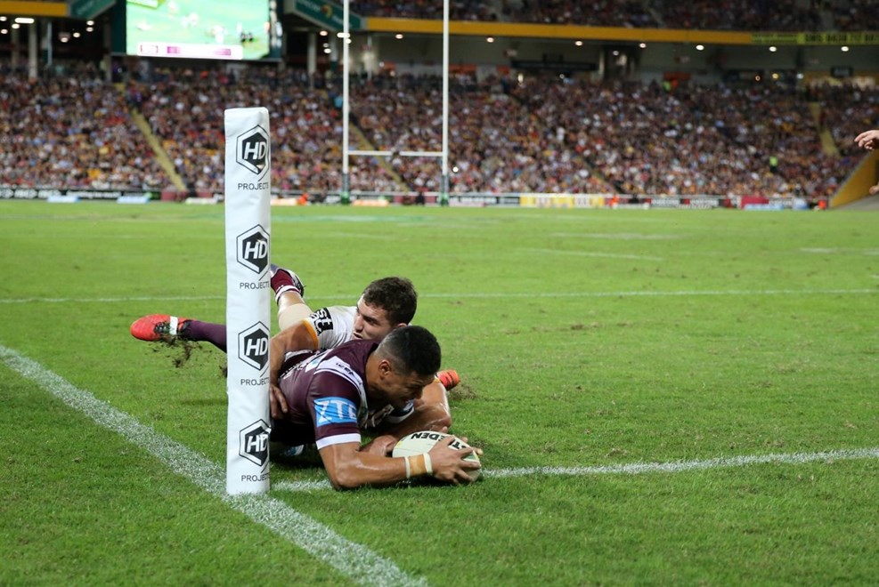 Competition - NRL Premiership, Brisbane Double Header.