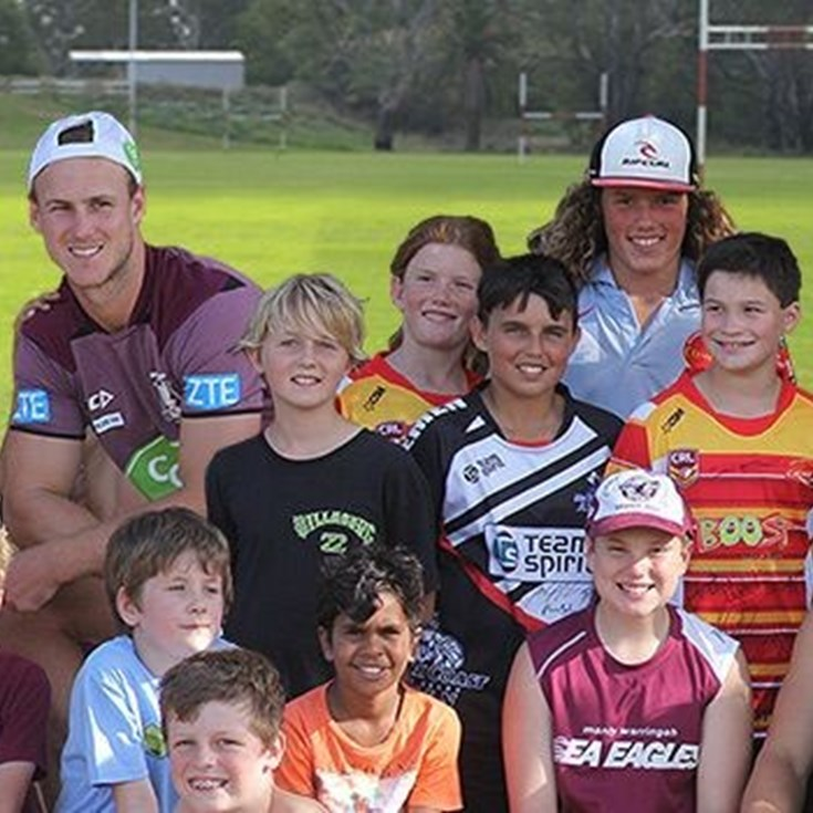 Perth league clinic this Friday