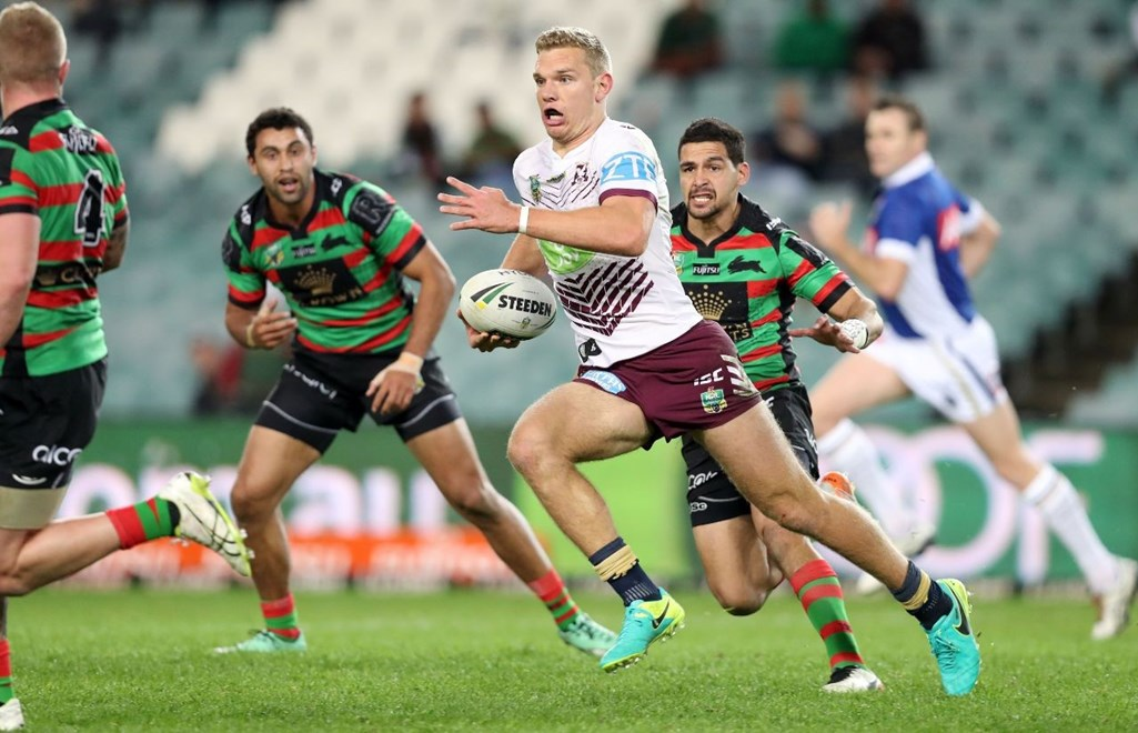 Competition - NRL Premiership .