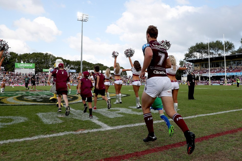 Name - Manly Sea Eagles v Melbourne Storm