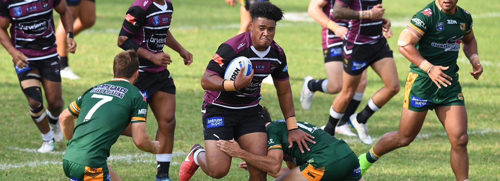 Suli elevated to NRL squad