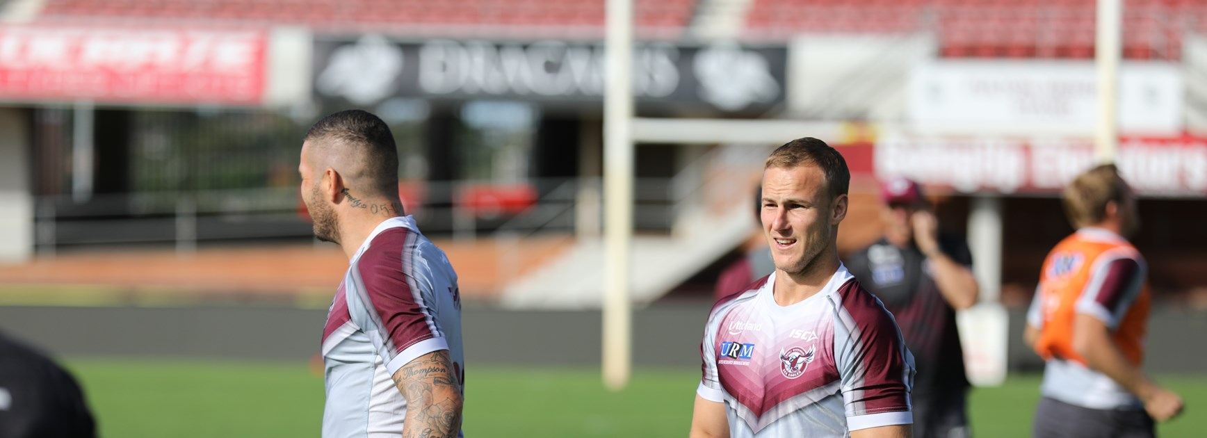 NRL squad reduced for Tigers game