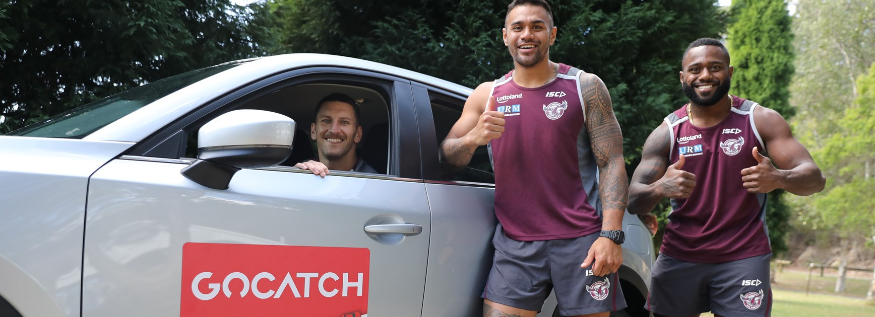 Sea Eagles announce GoCatch partnership
