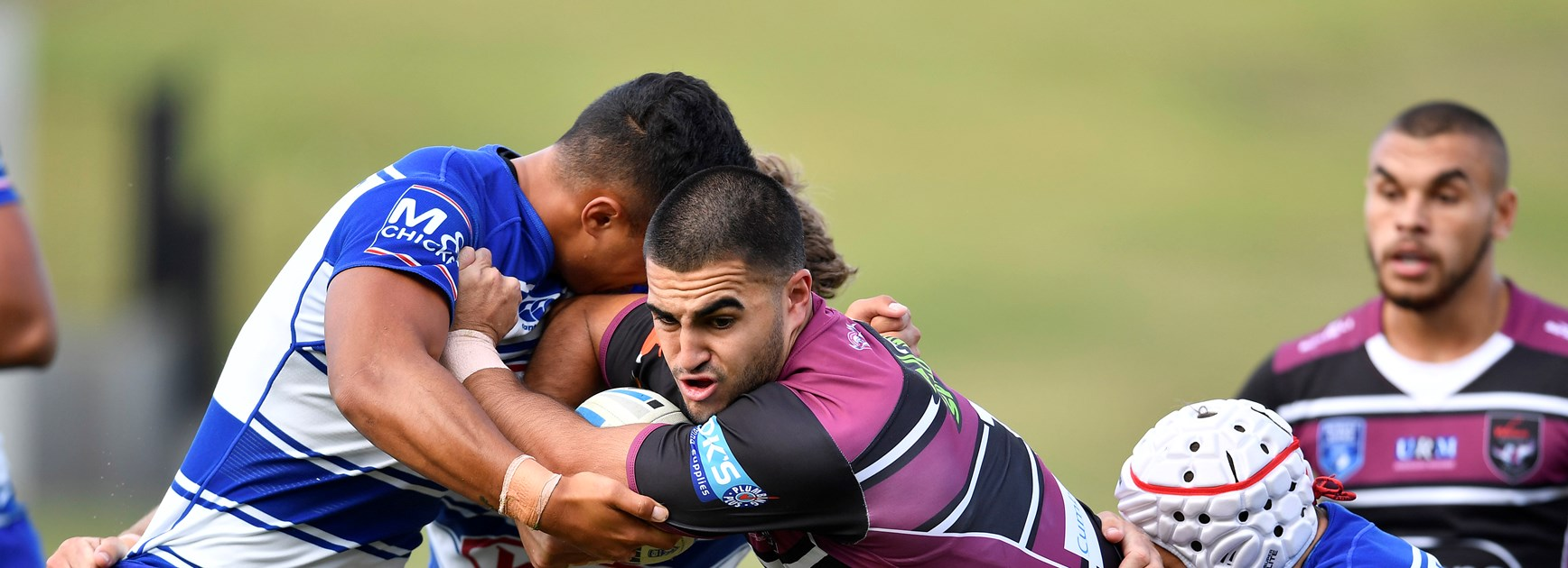 Blacktown Workers lose to Bulldogs in Intrust