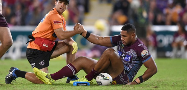 Injury Update | Taniela Paseka