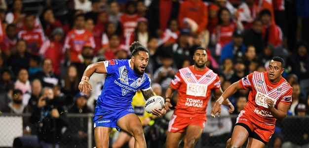 Double honours for Taufua