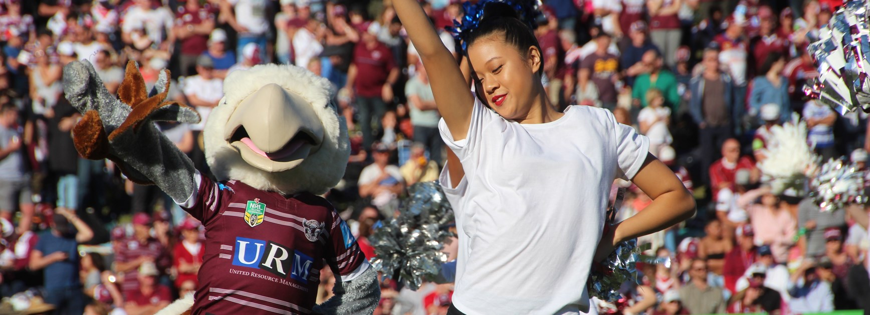 2018 Sea Eagles Cheer Experience