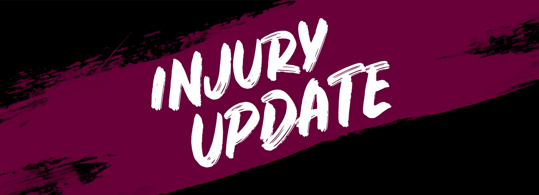 Injury Update - Round 3