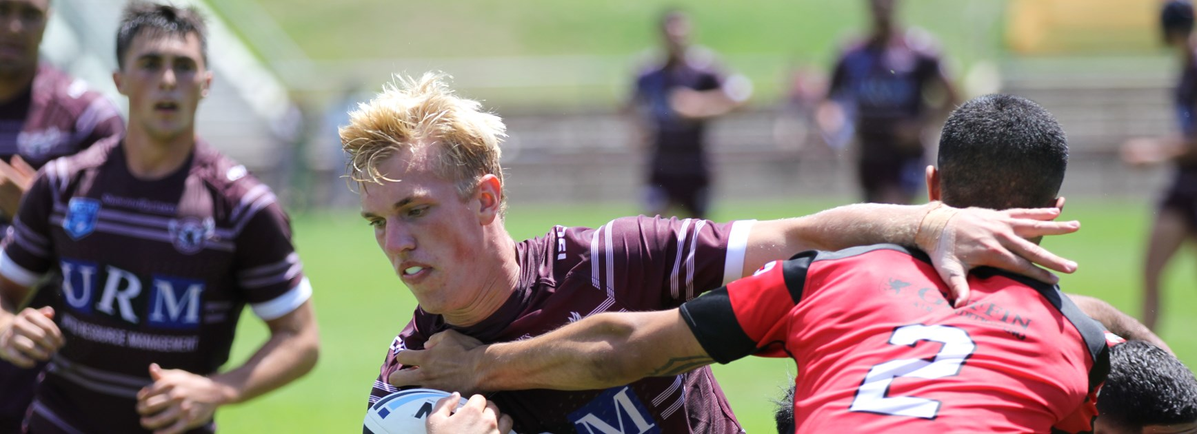 Manly beat Norths 28-24 in SG Ball
