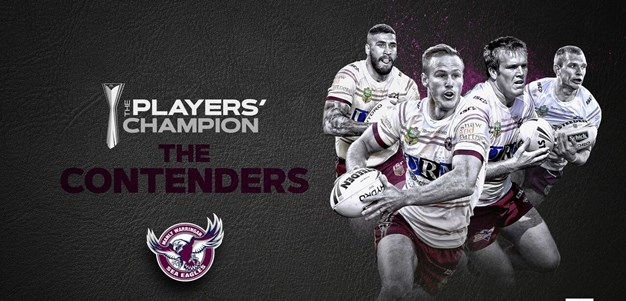 Sea Eagles Players' Champion Nominees