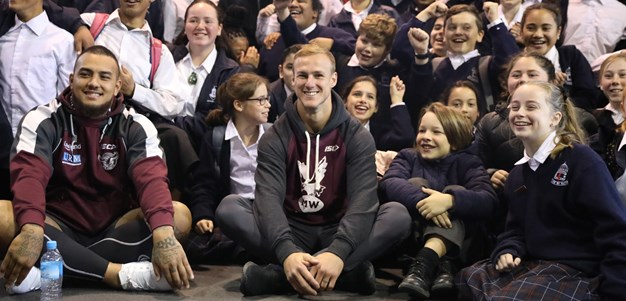 DCE ready for Warriors in chilly Christchurch