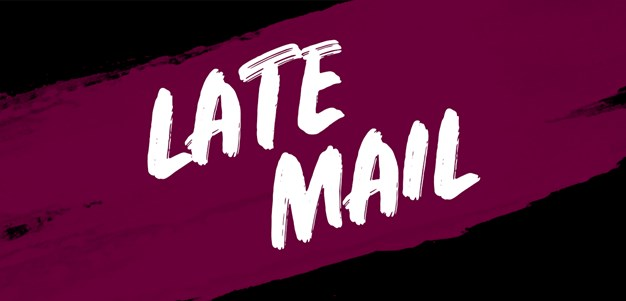 NRL Late Mail - Round 5