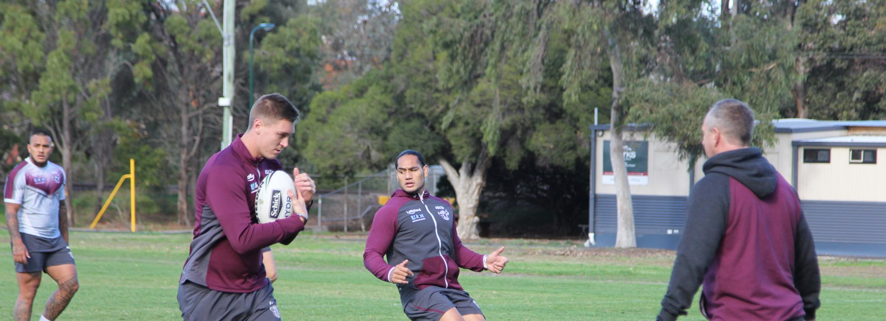 NRL Preview: Wedding or Manly?