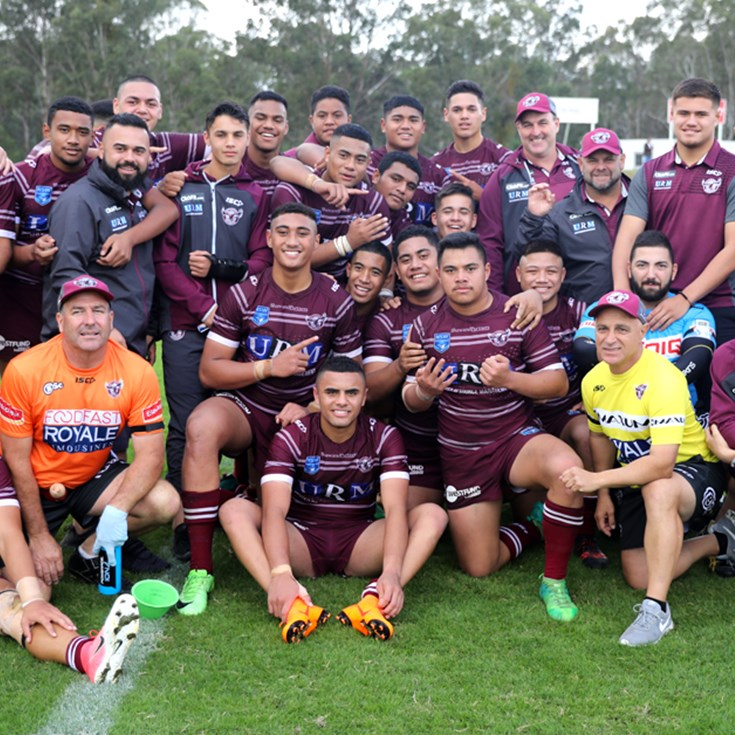 Young Sea Eagles head to Mudgee