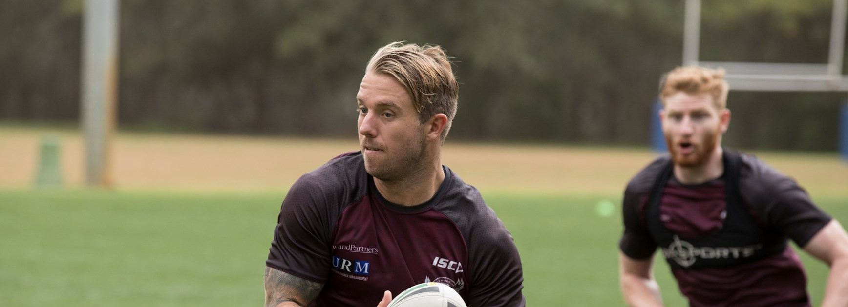 Enjoyment the key for Elgey at Sea Eagles
