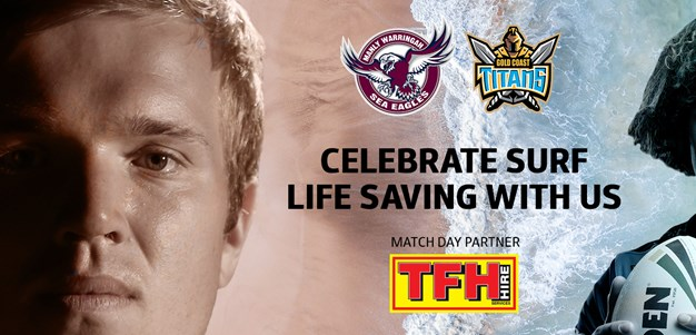 Game Day Info | Sea Eagles v Titans