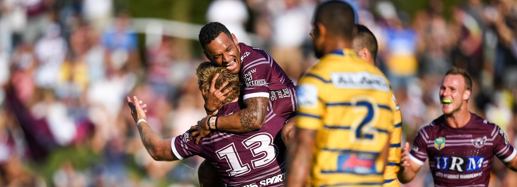 The things we learnt from the win over the Eels