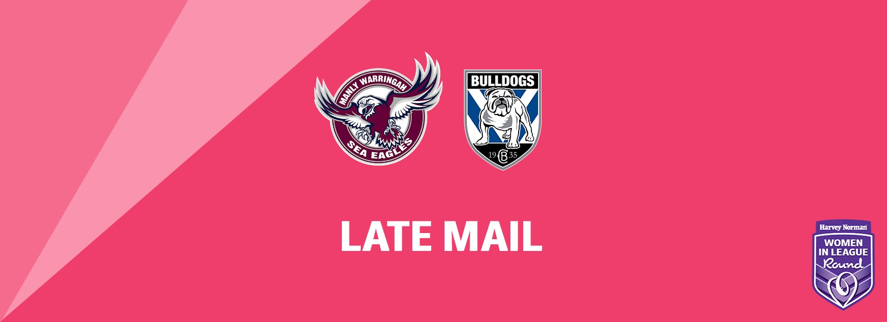 NRL Late Mail - Round 22