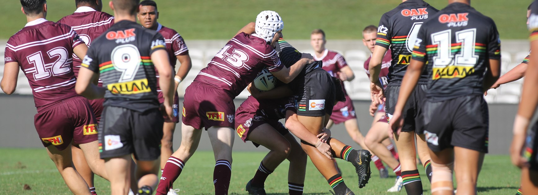 Sea Eagles bow out of Harold Matthews Cup