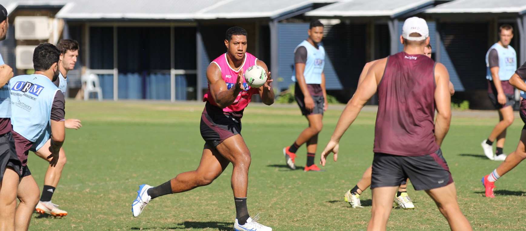 Summer sessions continue for Sea Eagles