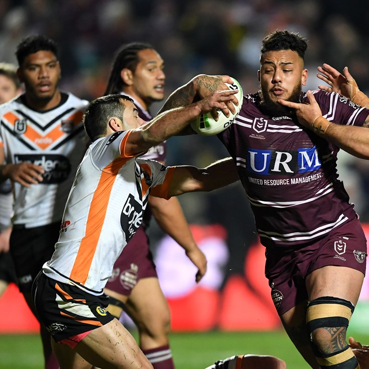 Fonua-Blake would welcome 'T-Rex' at this point in time