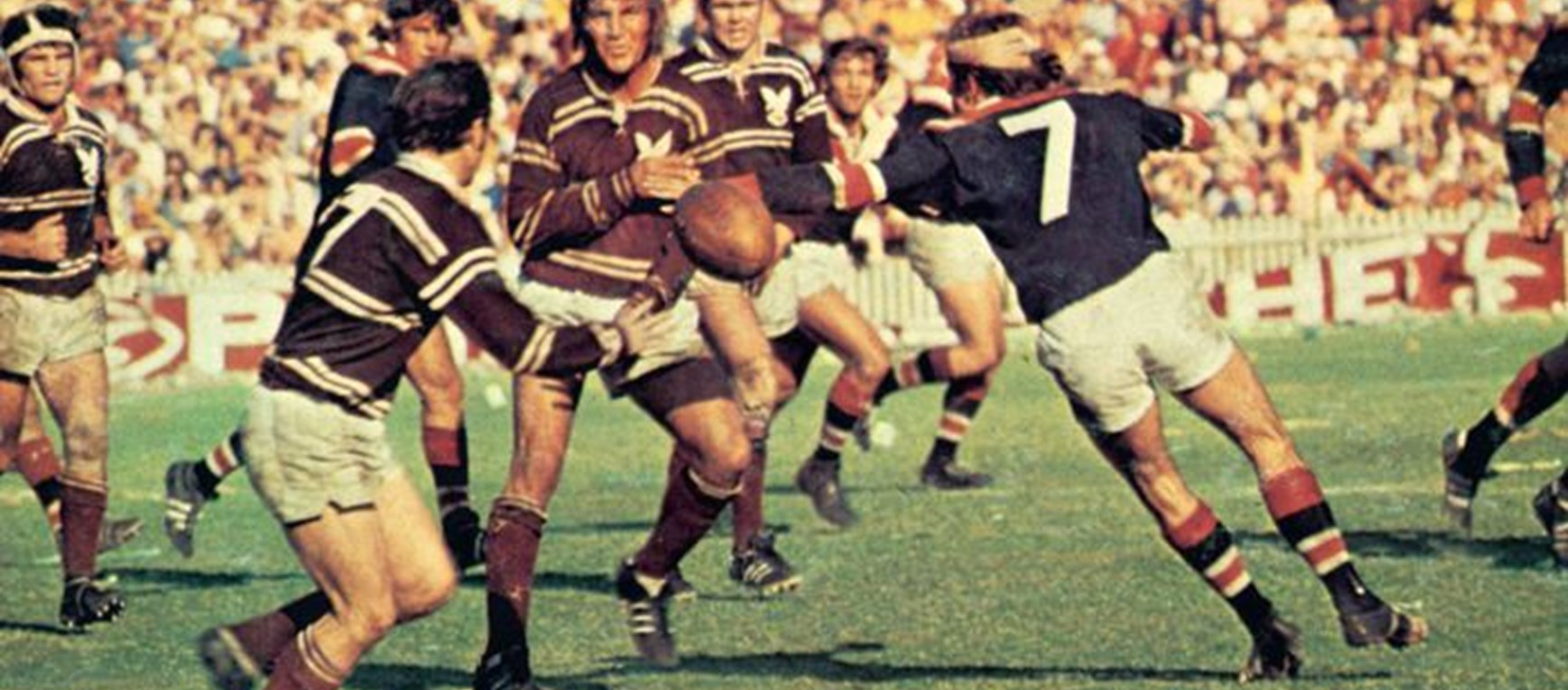 Archives Series showcases Sea Eagles history